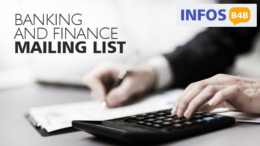 Banking And Finance Mailing List