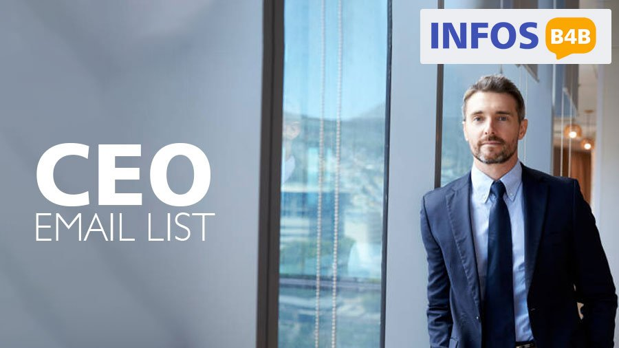 ceo email list