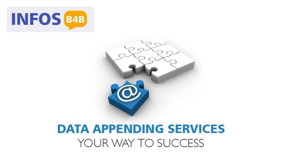 B2B Data Appending Services