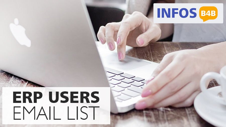 ERP Users Email List