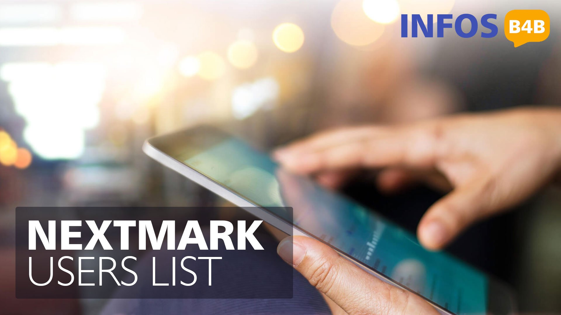Nextmark Users List