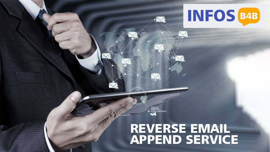 Reverse Email Append Service