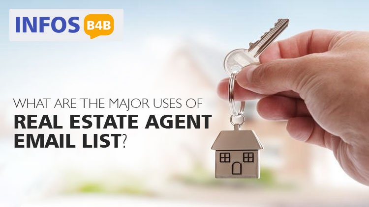 Real Estate Agent Email List