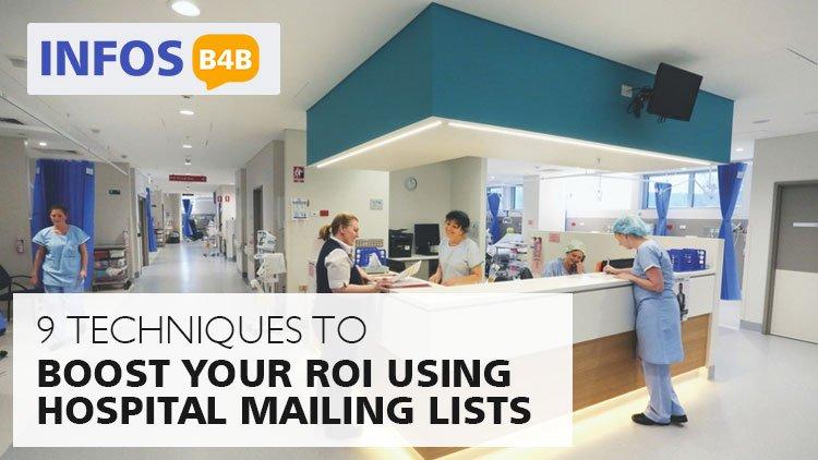 Hospital Mailing Lists