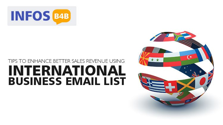 International Business Email List